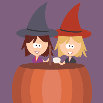 Rally Beans Witches' Brew is the pumpkin coffee star in the seasonal coffee fundraiser lineup!